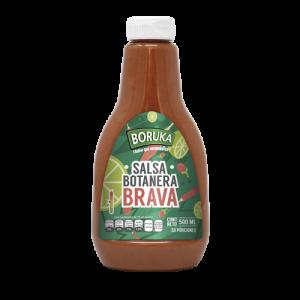 Salsa Botanera Brava 500 ml