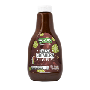 Salsa Botanera Chipocluda 500 ml