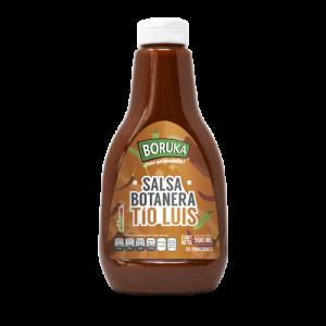 Salsa Botanera del Tío Luis 500 ml